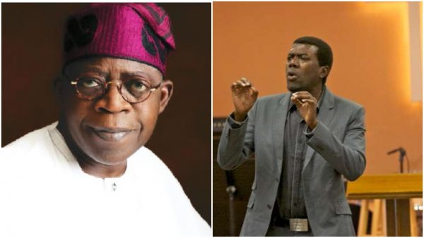 Image result for Why EFCC should investigate Tinubu – Jonathan's ex-aide – Omokri