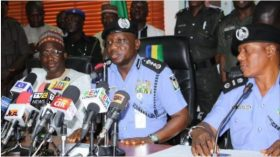 Image result for IGP Idris meets with Police chiefs