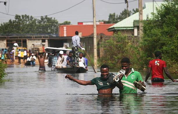 2021 dangerous floods and need for Nigerians not to be caught pants down