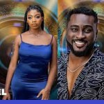 BBNaija: How housemates reacted as Angel & Pere returns to the house
