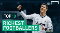 Richest Soccer Players
