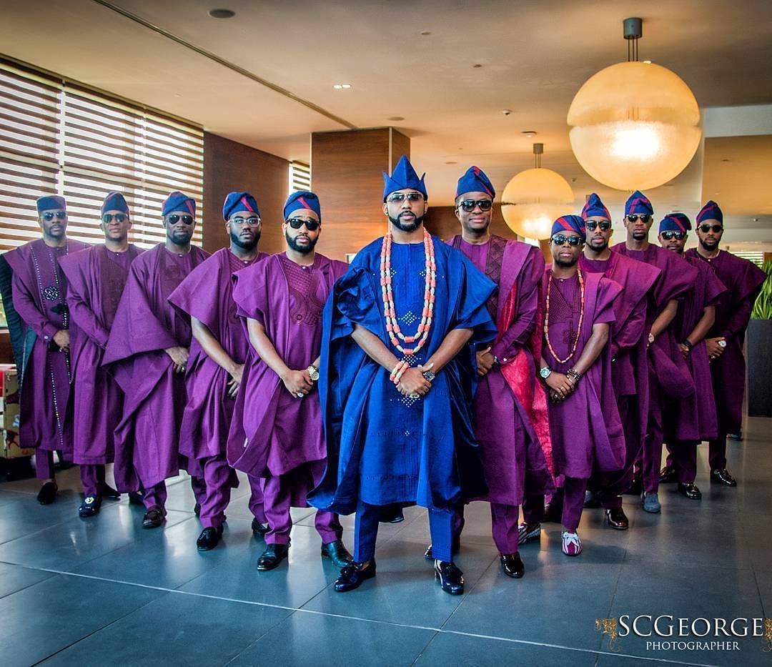 #BAAD2017 Etomi And Banky W's Traditional Wedding 1