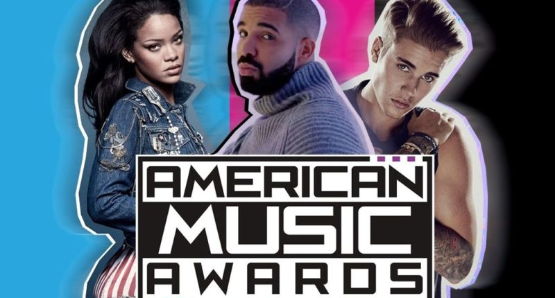 the winners list of the american music awards 2017