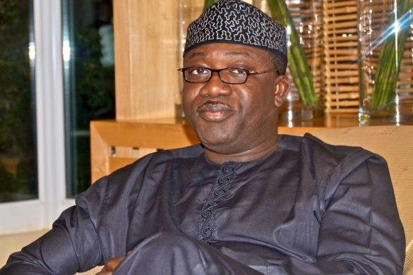 Nigerian Today - Kayode Fayemi