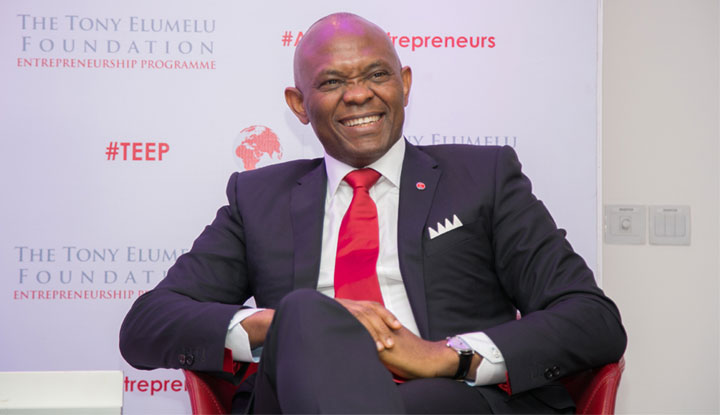 Nigerian Today - Tony Elumelu Foundation