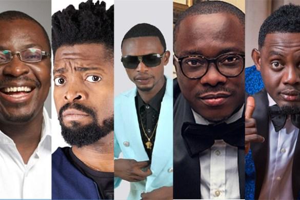 Nigerian Today - Funniest Nigerian Comedians
