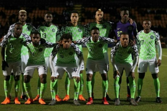 Nigerian Today - Super Eagles squad for Russia 2018