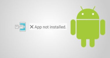 application not Installed