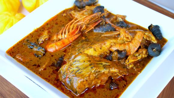How to Cook Banga Soup