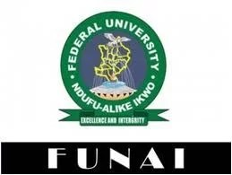 FUNAI Post UTME Screening Result is out