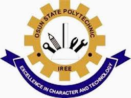 Osun State Polytechnic Iree HND Admission Form