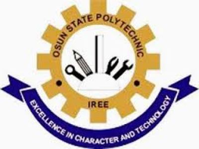 osun state polytechnic osunpoly - How To Register Daily And Part Time Osun State Poly Iree Admission form 2017/2018