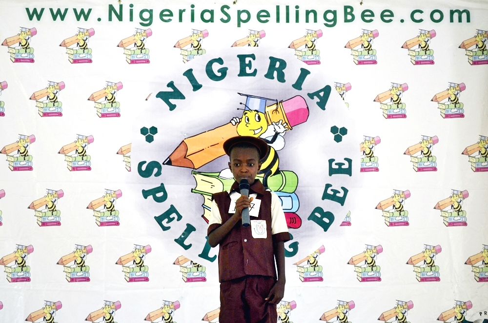 Gombe State Level of Nigeria Spelling Bee
