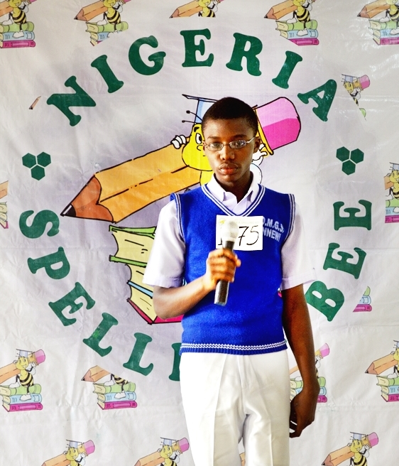 Anambra State Qualifiers of Nigeria Spelling Bee