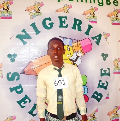 Qualifier (To represent Abia in the Rigional Championship)