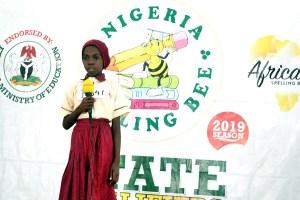 Nigeria Spelling Bee Ogun Qualifier 2019