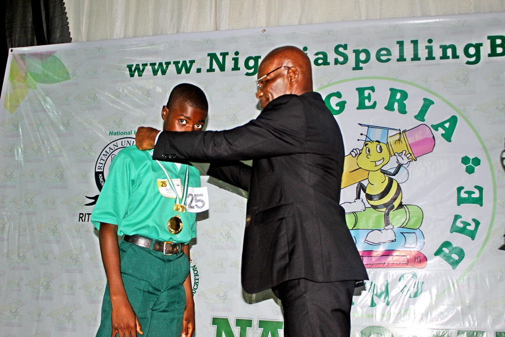 Odutola Dolapo and Grace Idowu Emerge National Champions of 2019 Nigeria Spelling Bee