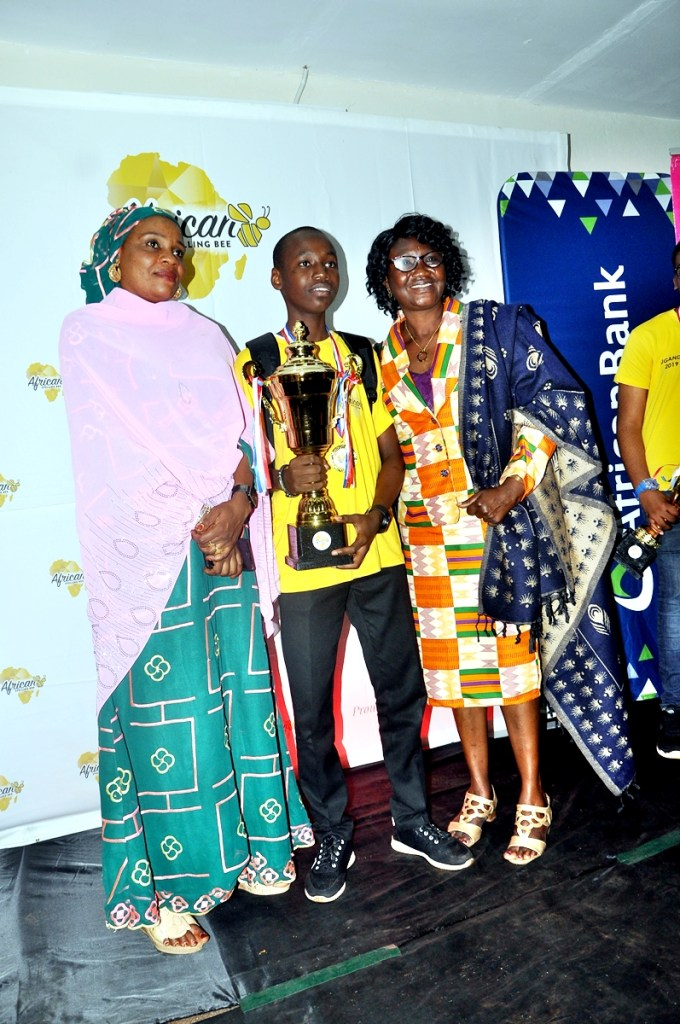 "Nigeria Retains ""Best Spelling Bee Country Team"" Title In Africa."