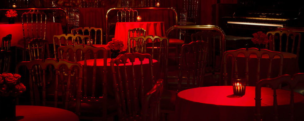 Faena El Cabaret  Table Reservation  Bar Admission