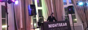 Night-gear licht, geluid en DJ's verhuur - Drive In Show - 1