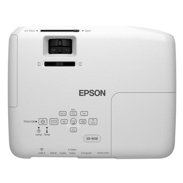 Vidéoprojecteur EPSON 3000 lumens