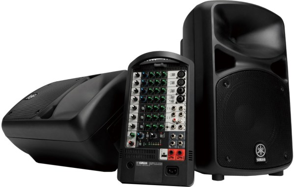 Système Yamaha StagePass 600i