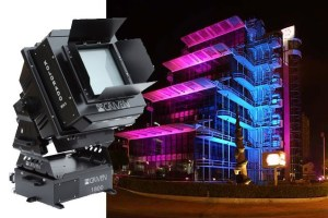 Projecteur Architectural Kolorado 1800w