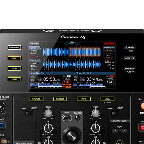 Régie DJ Autonome Pioneer XDJ RX