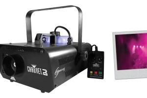 Machine à fumée CHAUVET H1301