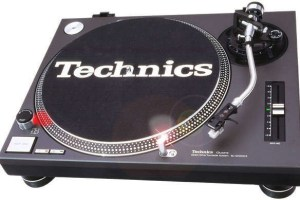 Platine Vinyle Technics SL 1200/1210 ML2