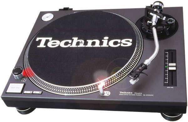 Platine Vinyle Technics SL 1200/1210 MK2