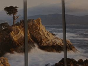 Ocean Rocks, 39 x 24 3-pcs