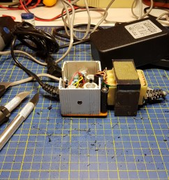 colecovision power supply repair [ 1600 x 900 Pixel ]