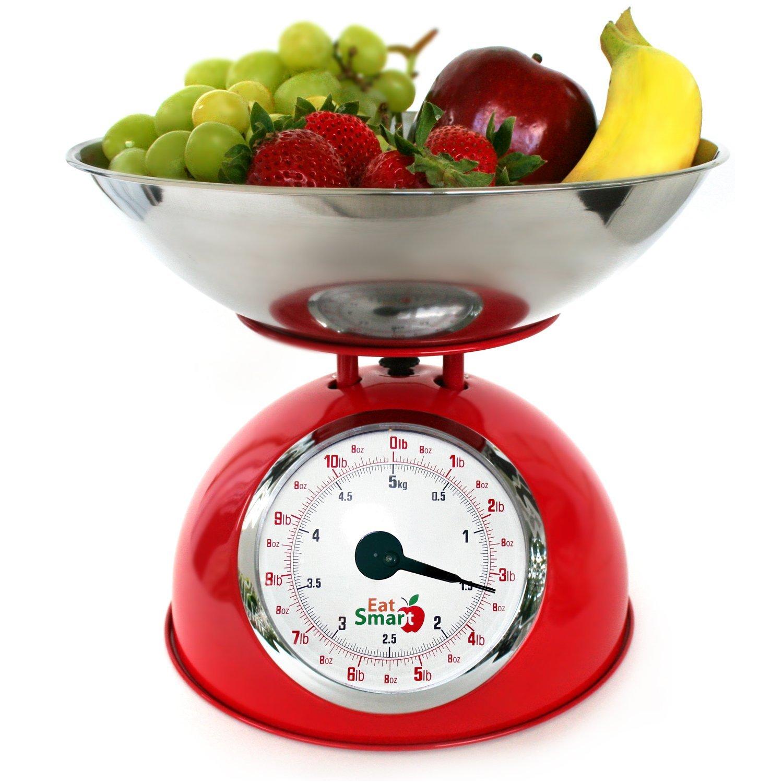 Eatsmart Precision Retro Mechanical Kitchen Scale