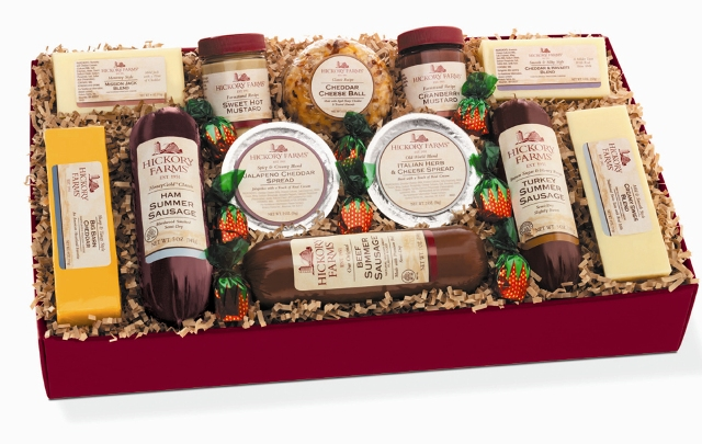 My Hickory Farms Holiday Family Tradition Giveaway
