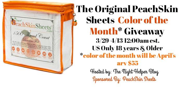 The Original PeachSkin Sheets