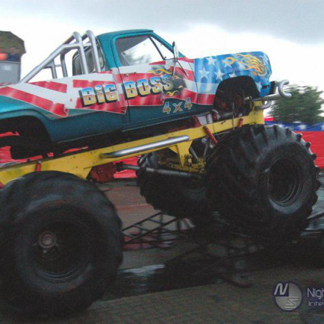 Galerie Monster Truck Show  Kaltenkirchen  Nightlife
