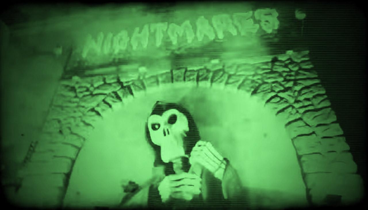 Nightmares Theatre  Nightmares Fear Factory