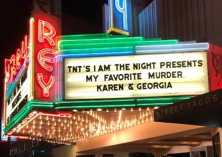 Event Recap: I AM THE NIGHT Presents My Favorite Murder Live