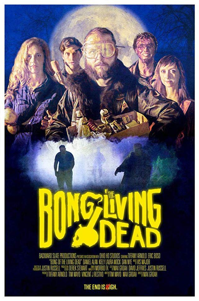 Horrible Imaginings Film Festival Review: BONG OF THE LIVING