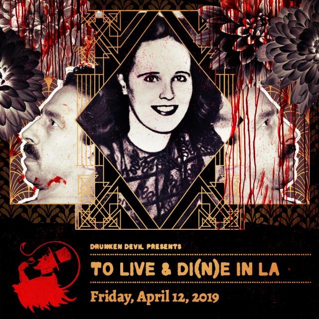 Drunken Devil's True Crime Extravaganza Dazzles Us Again This April