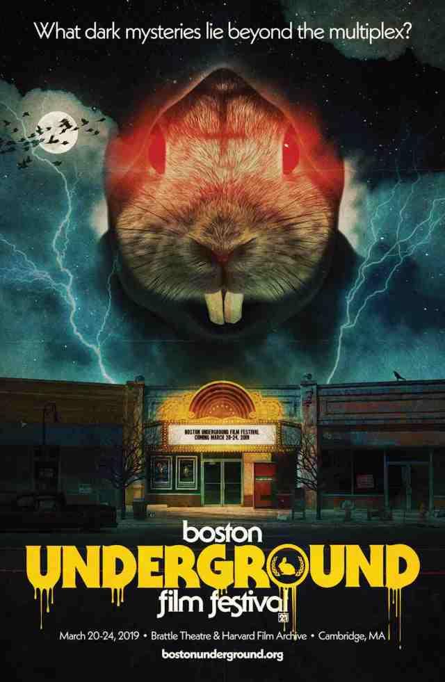 [News] Boston Underground Film Festival (BUFF) Unveils Lineup for 2019