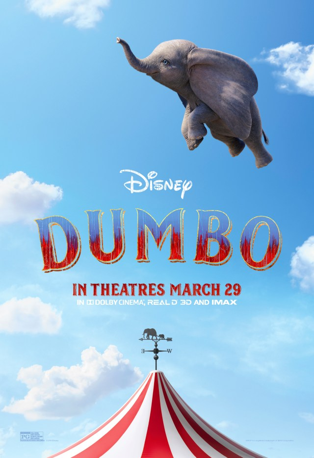 [News] DUMBO Takes You into Dreamland with New Featurette