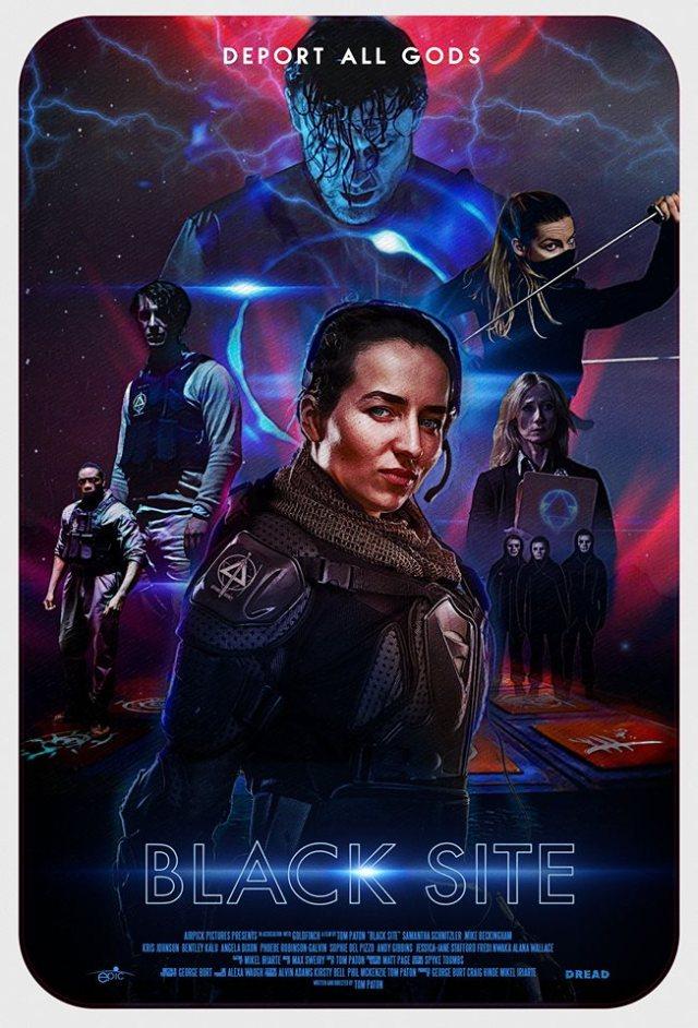 Movie Review: BLACK SITE (2018)