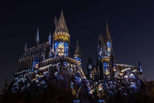 Event Recap: Dark Arts at Hogwarts Castle