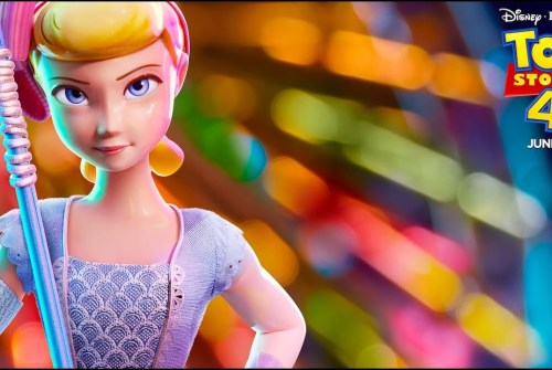 [News] TOY STORY 4 TV Spot Features Return of Bo Peep