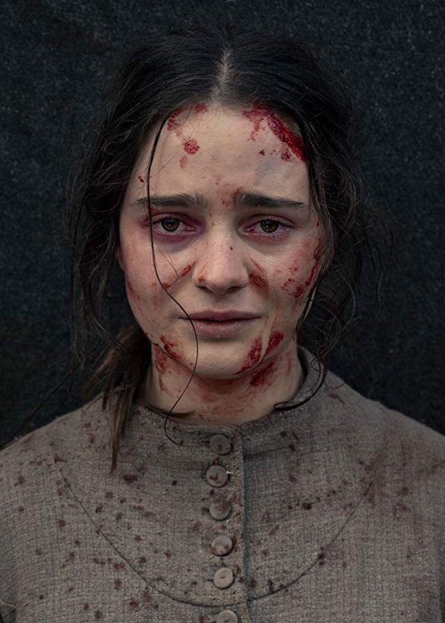 Aisling Franciosi seeks revenge in THE NIGHTINGALE