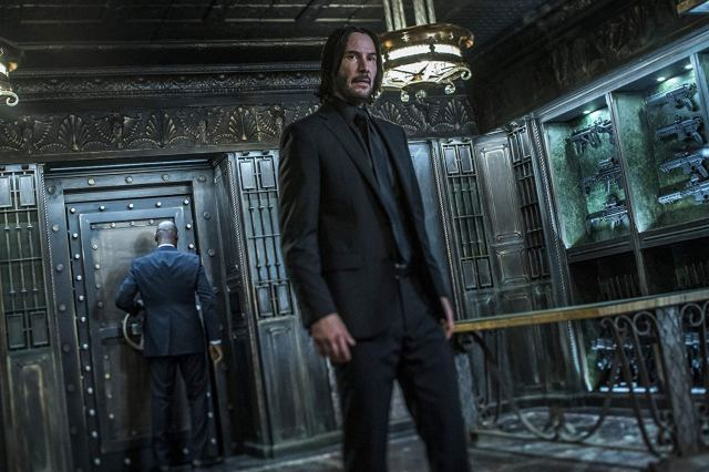 The war has come for John Wick