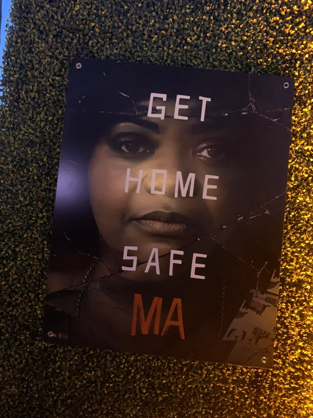 MA just wants you to get home safe