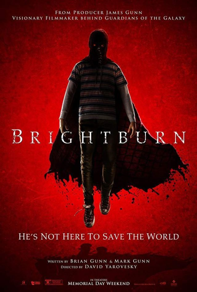 [News] Final BRIGHTBURN Trailer Showcases True Villainy
